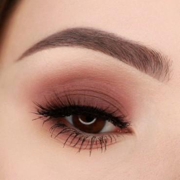 Semilac matný očný tieň Cinnamon Brown 409