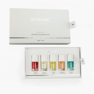 Semilac regeneračný set 5ks