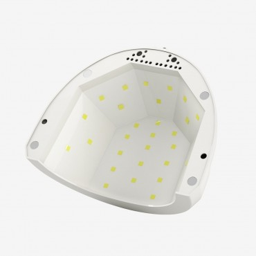 Semilac UV/LED lampa 24/48 W biela