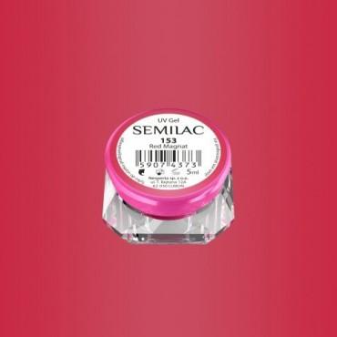 Farebný uv gél Semilac 153
