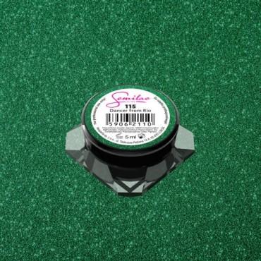 Farebný uv gél Semilac 115