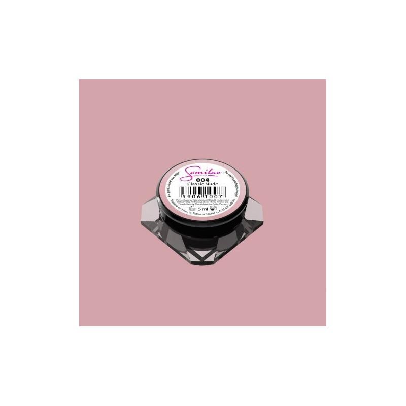Farebný uv gél Semilac 004