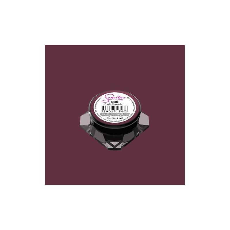 Farebný uv gél Semilac 030