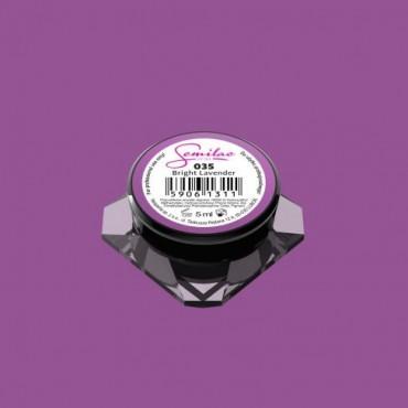 Farebný uv gél Semilac 035