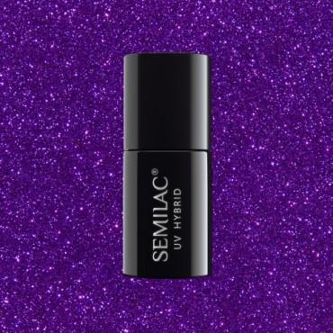 Semilac - gél lak 116 Blueberry Kiss 7ml