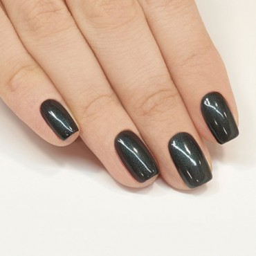 Semilac - gél lak 108 Metallic Black 7ml