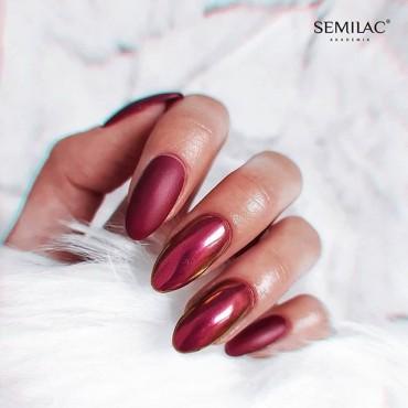 Farebný uv gél Semilac 098