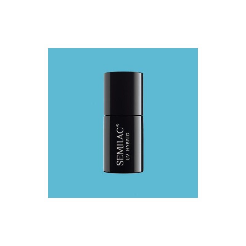 Semilac - gél lak 044 Intense Blue 7ml