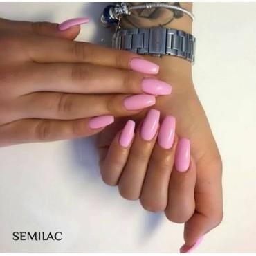Semilac - gél lak 003 Sweet Pink 7ml