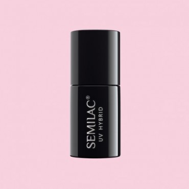Semilac - gél lak 002 Delicate French 7ml