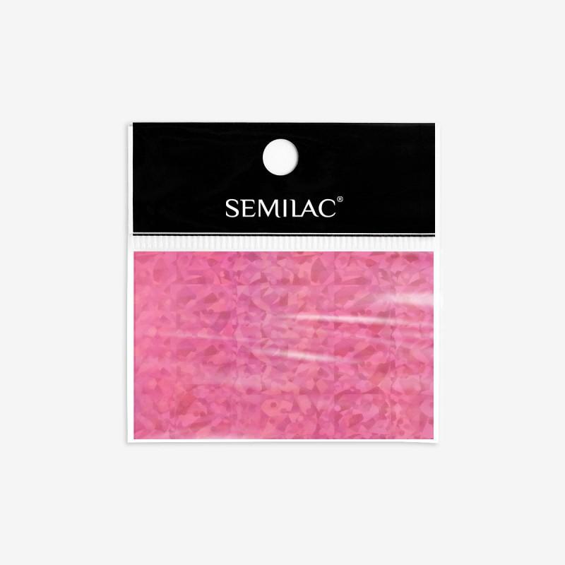 Semilac transfér fólia 748 ružová