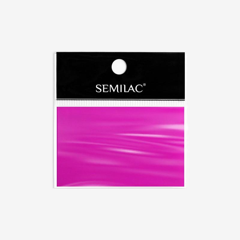 Semilac transfér fólia 749 magenta