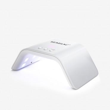 Semilac UV/LED lampa 36 W biela strieška