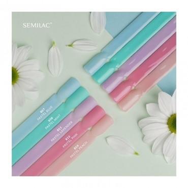 Semilac Extend 5v1 807 Pastel Blue 7ml